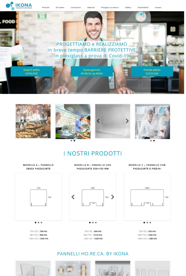 ikona website > Web Design